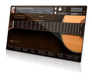 Nylon Guitar Ilya Efimov Production