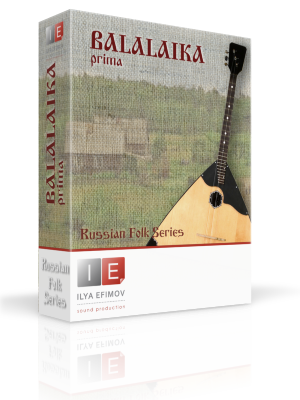 Ilya Efimov - Balalaika Prima